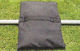 Sand Bags for securing Soccer Goals, Set of 4