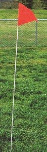 Skills Corner Marker - Spring Base, Set of 4