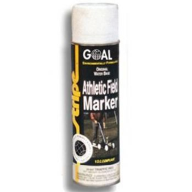 Soccer Striping Machine Paint (White) 12 lg. 18 oz. cans