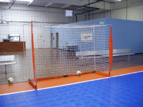 Futsal Goal - Portable Indoor Soccer Goal 2 x 3 meters - by Bownet