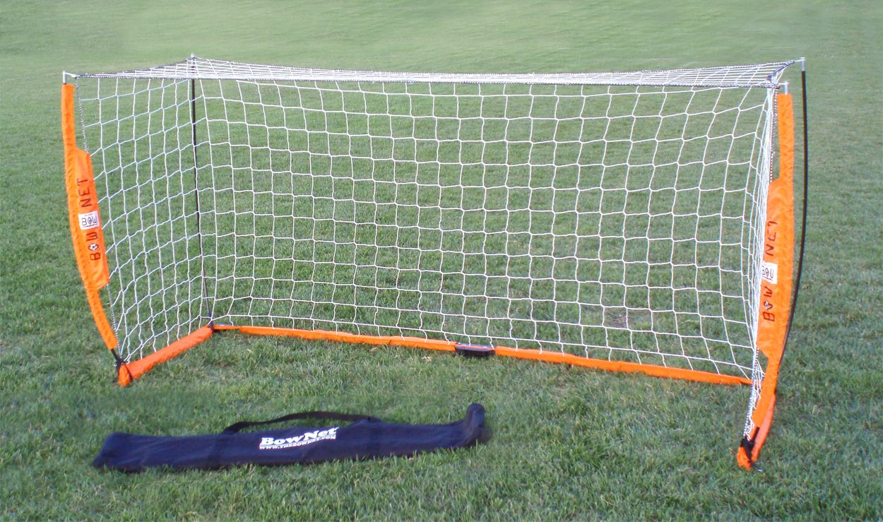 Portable Small Soccer Goal 4 x 8 - by Bownet d2bbc0888