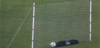 Portable Rebounder Soccer Goal The Powerback