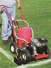 soccer field striping machines